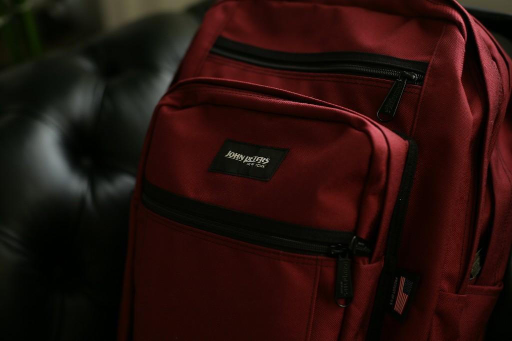 university student backpack