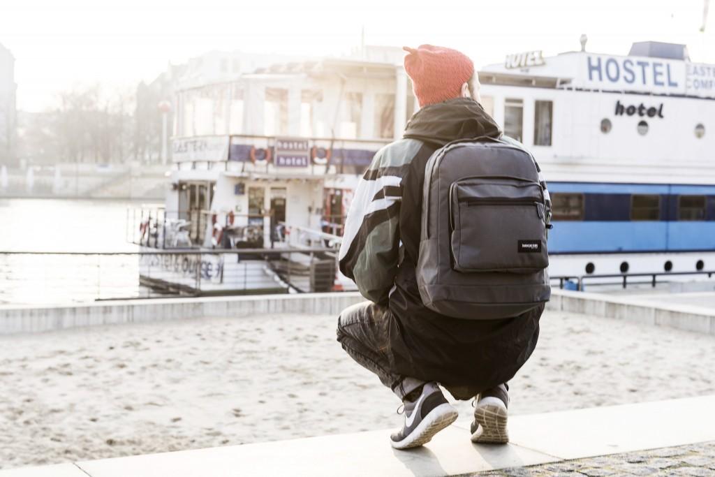 College Student Backpacks: John Peters New York | D. Editor
