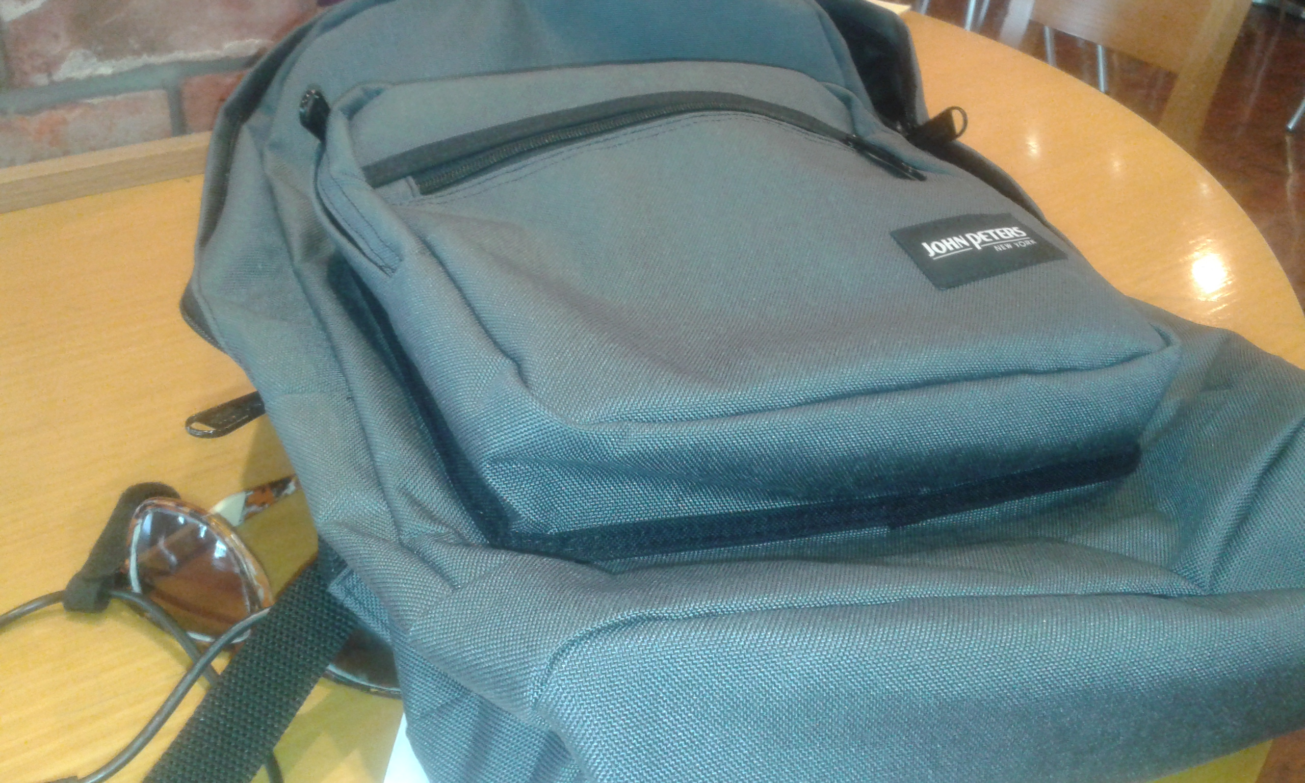 john peters school bag