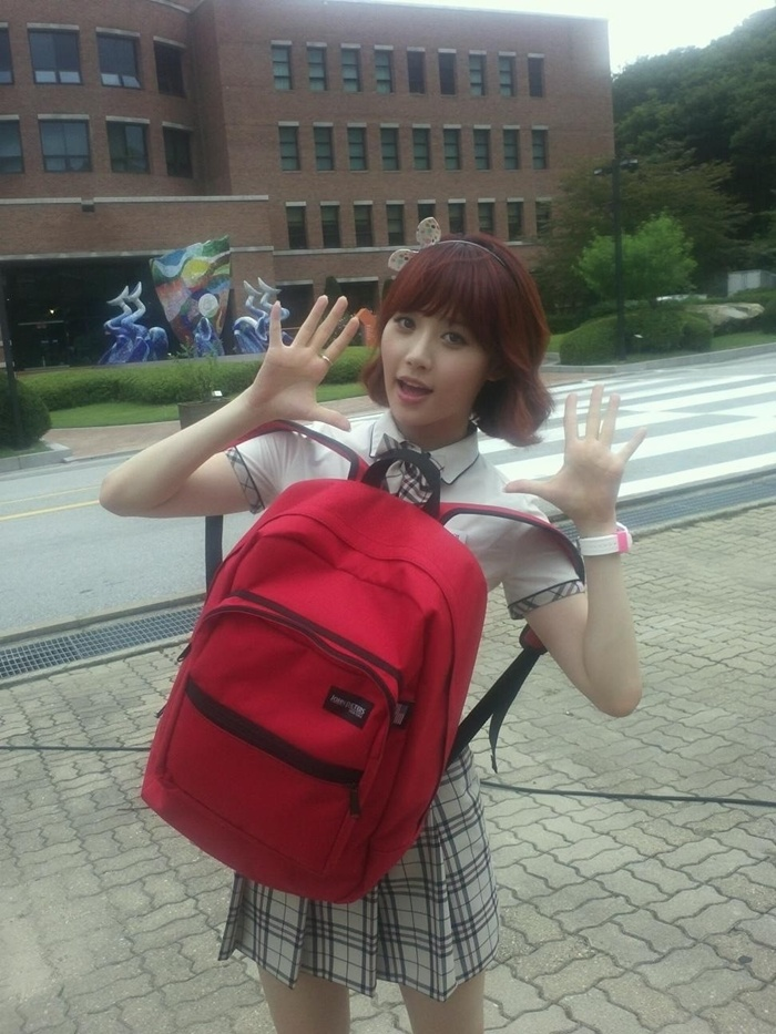 john peters high school girl backpack 2