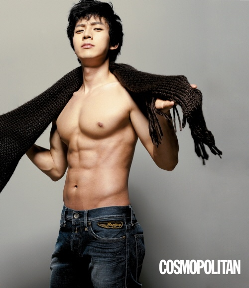 Heo Kyung-hwan fashion