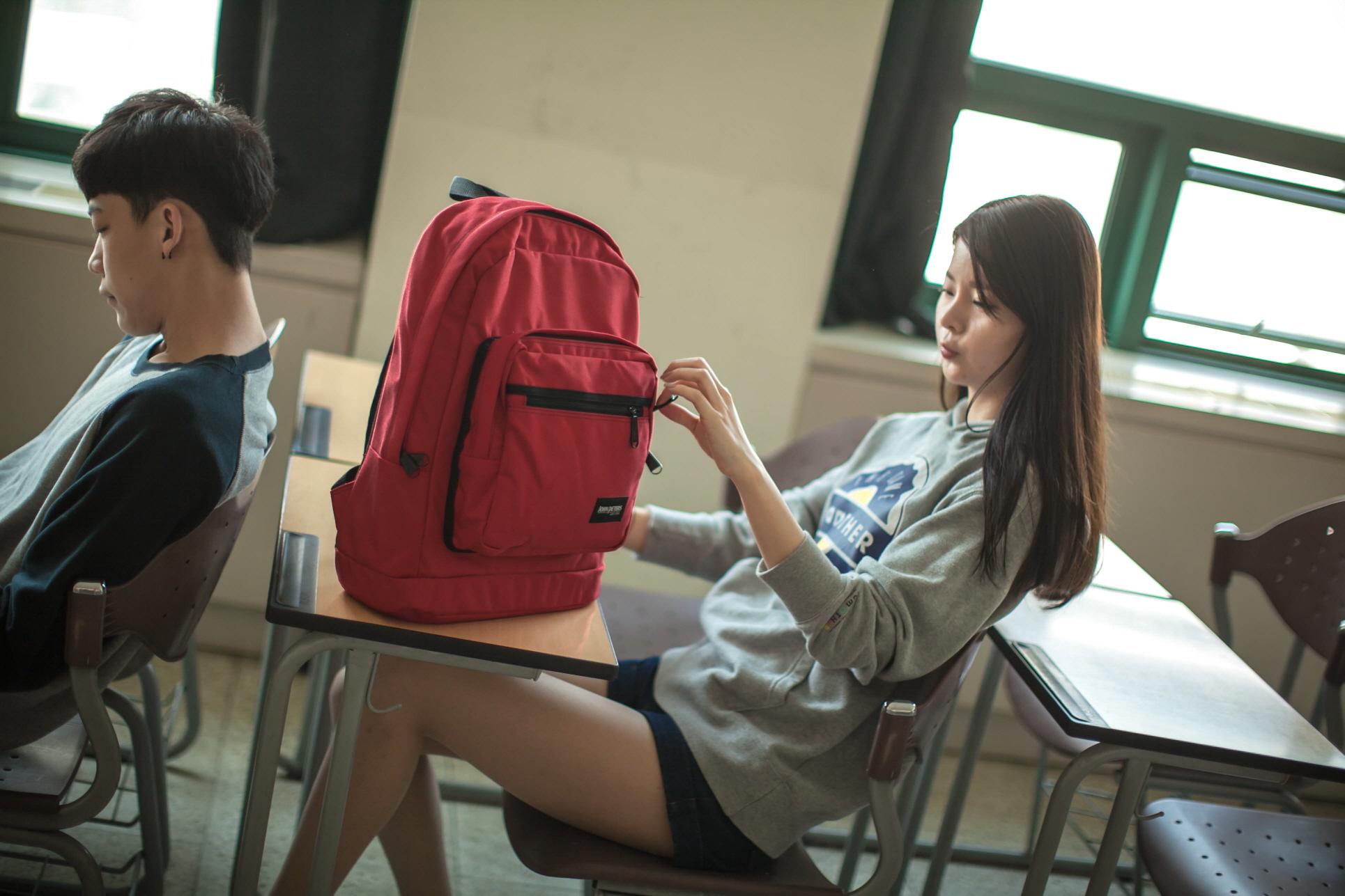 school backpacks john peters