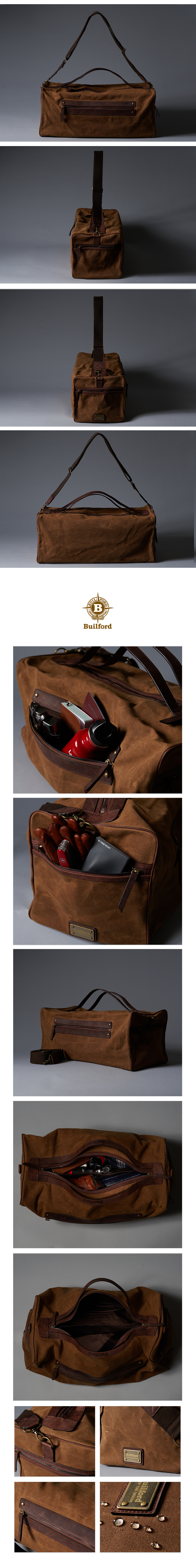 Travel Duffle bag_2