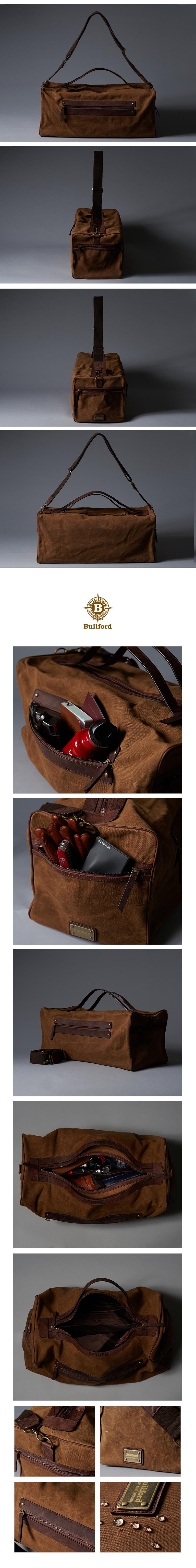Travel Duffle bag_2
