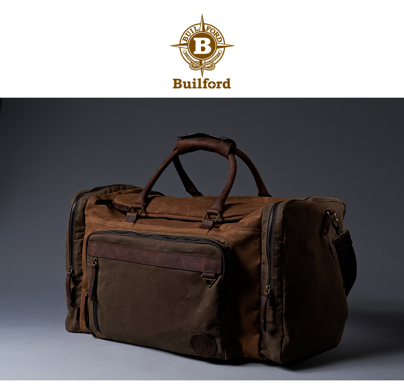 Weekend Duffle bag_1