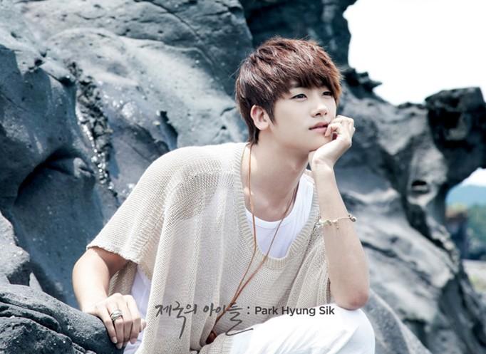 ZEA - Park Hyungsik 1