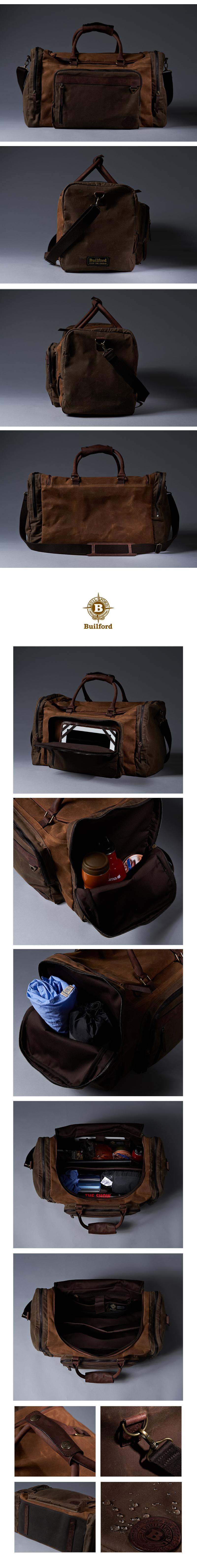 Weekend Duffle bag_2