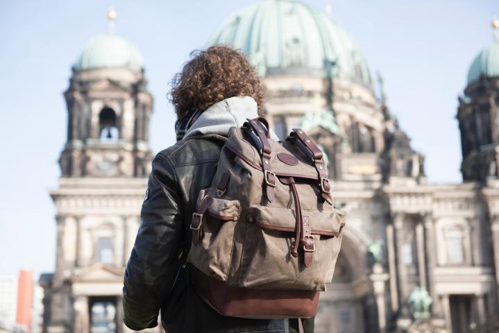 EXO XIUMIN - Builford classic backpack (5)