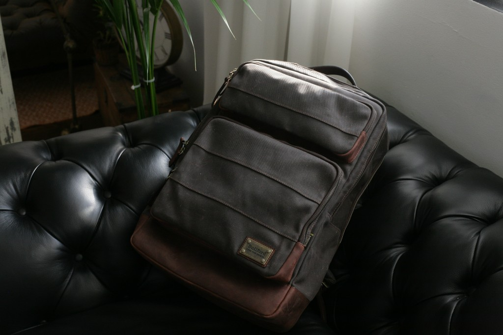 Builford laptop backpack